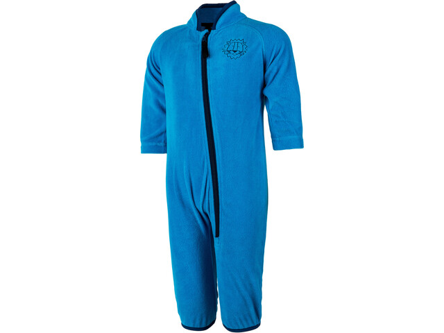 Color Kids Timpi Mini Fleece Combinaison de protection Enfant, diva blue